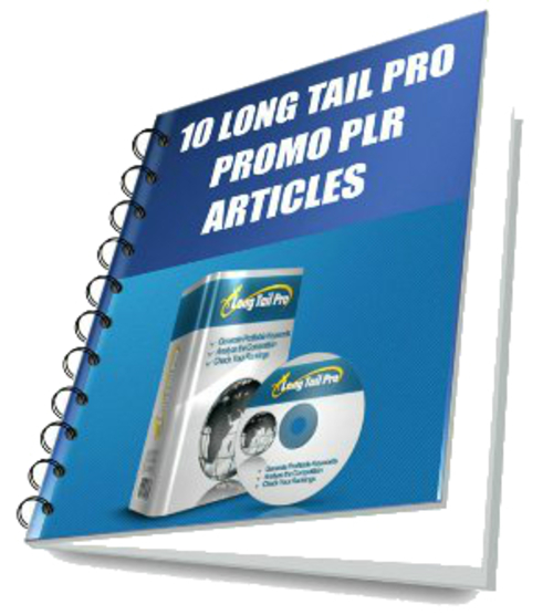 Product picture 12 Keyword Research PLR Articles For  Long Tail Pro