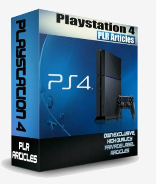 Product picture 10 PlayStation 4 PLR Articles - PS4 PLR