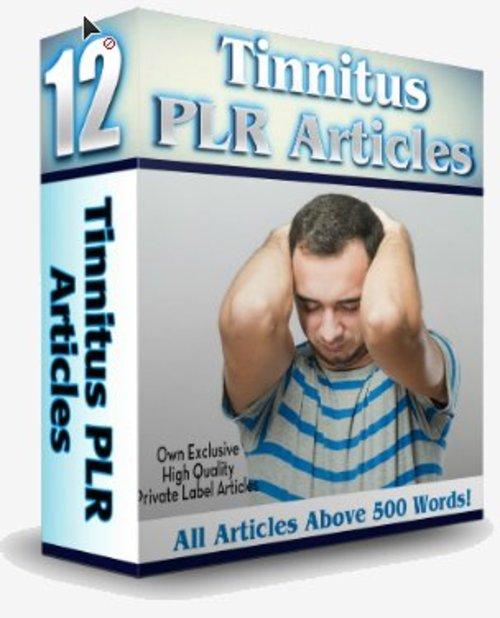 Product picture 12 Tinnitus PLR Articles - Vol. 2