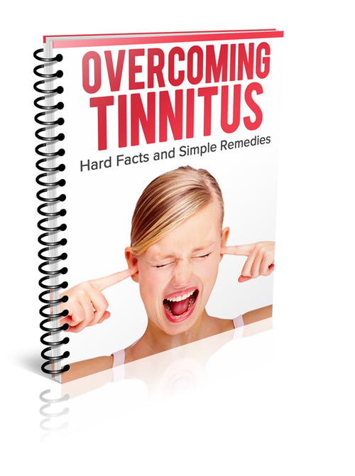 Product picture Tinnitus Miracle Promo Report with Website Template BONUS